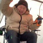 【氷上ワカサギ釣り】朱鞠内湖で釣ったワカサギの天ぷらが美味過ぎてビビった【北海道の公魚釣り】2021年1月28日木曜