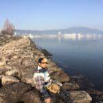 琵琶湖バス釣りライブR3-2月13日