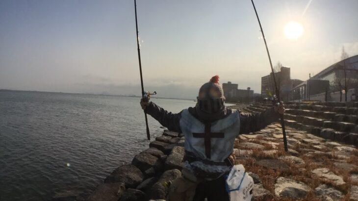 琵琶湖バス釣りライブR3-2月2日
