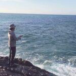 海釣り…釣れなかったけど。