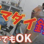 【高級魚アマダイ】熱海港海釣りで瀬戸丸船長から猛特訓。白帯の釣り女が黒帯目指し日々挑戦する魚釣り日記