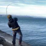 味をしめてまた真昼に釣りに出かけたら、最後の一投でまさかの….【ライトショアジギング】