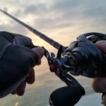 20タトゥーラで海釣りをする動画