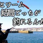 【海釣り】ホッケ&サクラマス狙い🎣in積丹方面 ジグとワームぶっちゃけどっちが釣れる?