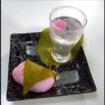 春を感じられる和菓子を作ってみました。