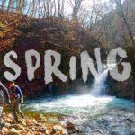 豪雪地帯の春【渓流釣り】【渓流ベイトフィネス】