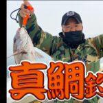 【鳴門の鯛】予約の取れない大人気の釣り船で、真鯛の船釣りに初挑戦!