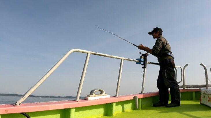 25・スロージギング(ウッカリカサゴ)【船釣り】【海釣り】