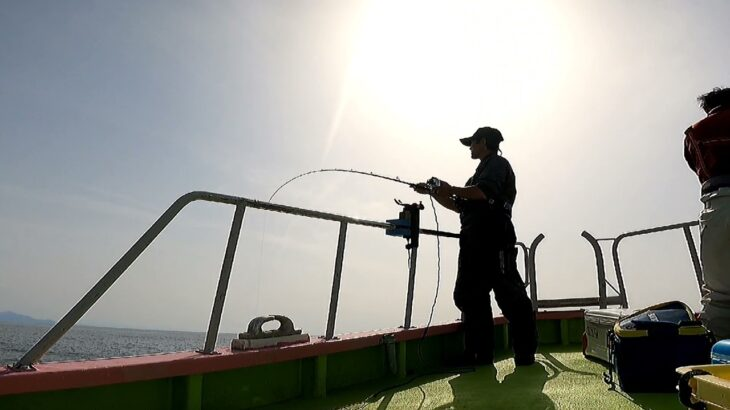 4・サビキ(大アジ)【船釣り】【海釣り】