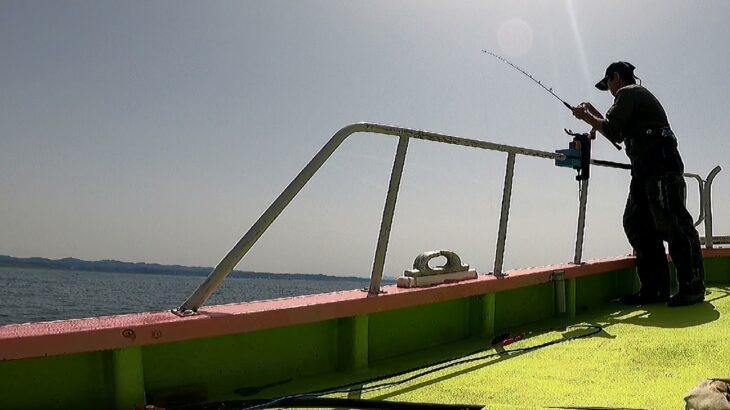 24・スロージギング(キジハタ)【船釣り】【海釣り】