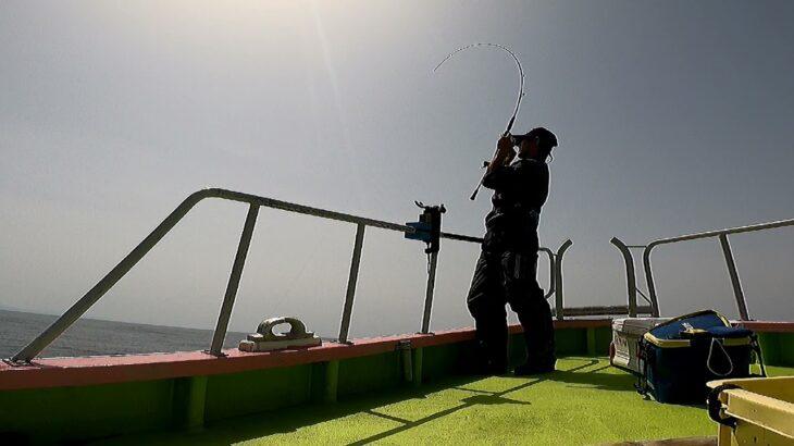 23・スロージギング(ウッカリカサゴ)【船釣り】【海釣り】