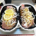長崎県佐世保市名物のレモンステーキが美味すぎた!