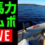 2馬力ゴムボ 海釣り生配信【LIVE10】