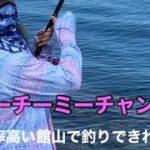 海釣りがきれいな館山で釣り❗️ファミリーは沖ノ島行くので渋滞しちゃうから、朝早く行くのがオススメ👍