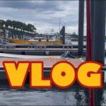 [vlog]女2人で船釣り