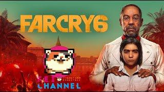 #3【のげげん釣り再び】Far Cry 6(ファークライ6)実況【あのコンビがまたまた帰ってくる】