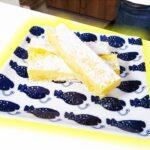 簡単!手作りスティックチーズケーキ作ってみた!